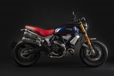 Ducati realizza una serie speciale di Scrambler 1100