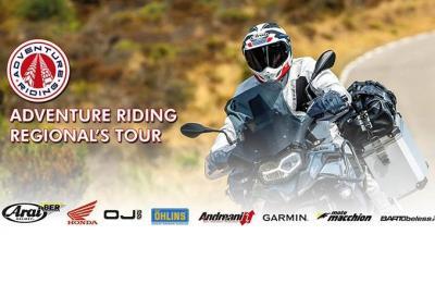 Domenica 12 luglio tutti da BER Racing per l'Adventure Riding Tour