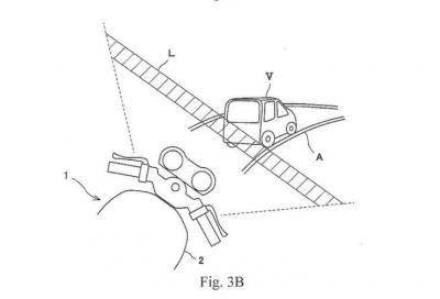 Kawasaki brevetta l'elettronica predittiva