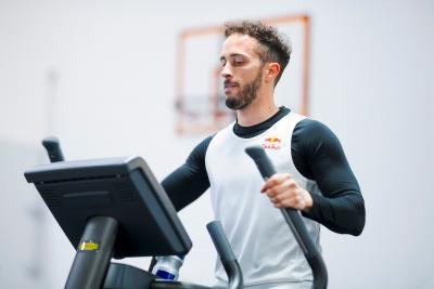 """Dovizioso operato alla spalla: """"Sarò pronto per Jerez"""""""
