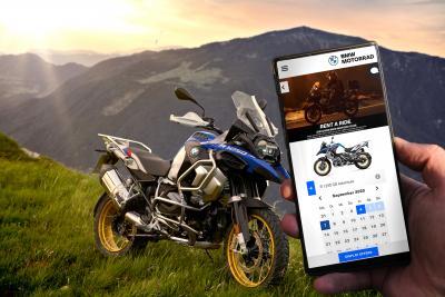 BMW Rent a Ride: quanto costa noleggiare la GS per 1 settimana?
