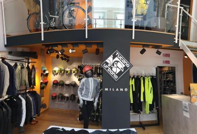 Tucano Urbano apre un nuovo negozio a Milano