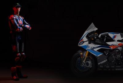 Addio Yamaha. Van der Mark firma con BMW nel 2021