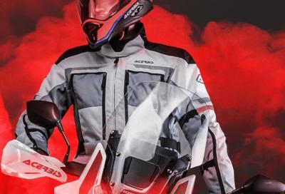 X-Tour Jacket, la nuova giacca top di gamma di Acerbis