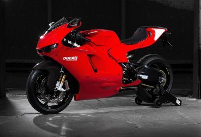 In vendita una rara Ducati Desmosedici RR. Foto e prezzo