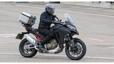 Ducati Multistrada V4, foto spia ci svelano ogni dettaglio