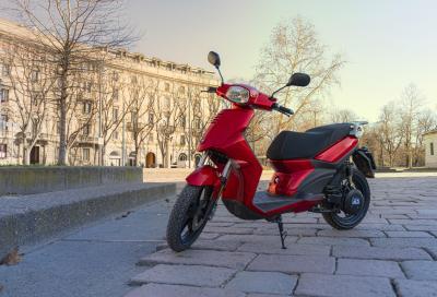 FD Motors F3-E e F5-E, nuovi scooter elettrici a ruota alta