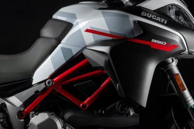 Nuova livrea per la Ducati Multistrada 950 S