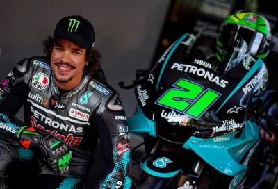 Morbidelli rinnova con Petronas. Rossi al suo fianco?
