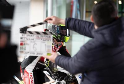 La fine di una bella storia: Honda saluta Crutchlow