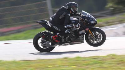 Aprilia torna in Superbike, programmate due wild card