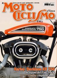 Motociclismo d'epoca di luglio/agosto 2020 è in edicola