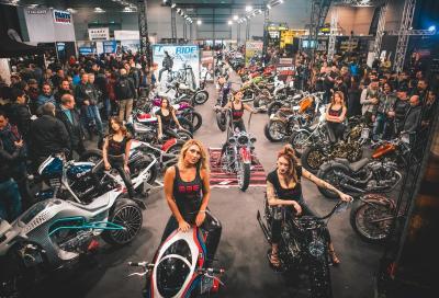Annunciate le date di Motor Bike Expo 2021