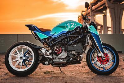 """La Ducati Monster mette il turbo, ecco """"The Strontium"""""""