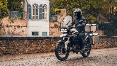 Sinnis Terrain 380, adventure sotto i 5.000 euro