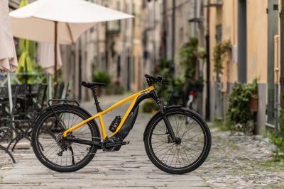 e-Scrambler, l'e-bike urbana di Ducati