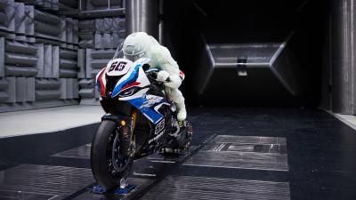 Laverty in 3D per sviluppare la BMW S 1000 RR