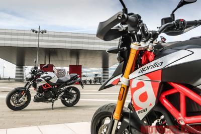 Aprilia: 900 cc e V4 in promozione fino a fine luglio