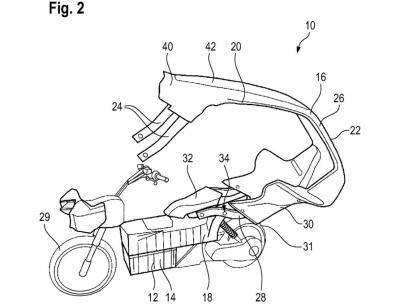 BMW rivoluziona lo scooter elettrico