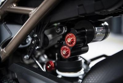 WP lancia un kit sospensioni per la BMW S 1000 RR