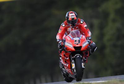 I segreti delle frenate della MotoGP a Brno