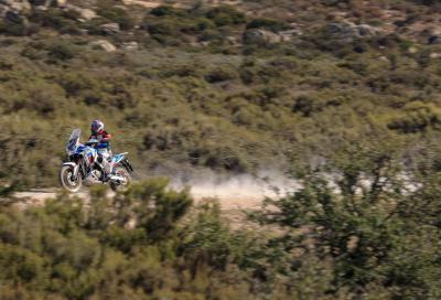 Honda presenta il primo Africa Twin Tour