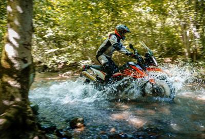 KTM E Pirelli presentano Ride Out Experience 2020