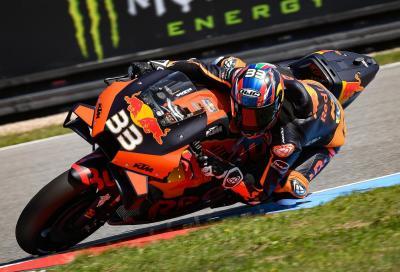 Il rookie Binder vince e consegna a KTM il primo successo in MotoGP