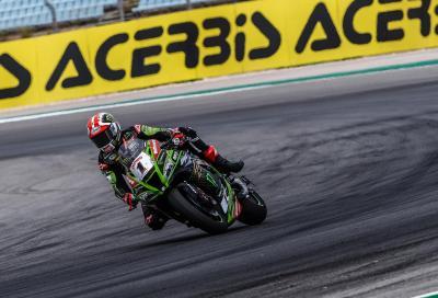 Rea conquista la pole position a Portimão
