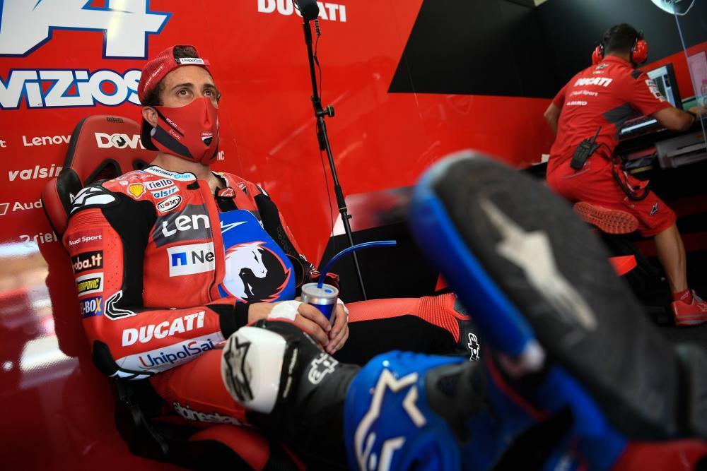 MotoGP Austria, vince Dovizioso davanti a Mir e Miller