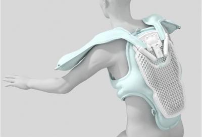 Airbag: si indossa con o senza paraschiena?
