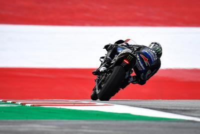 Viñales il più veloce nelle qualifiche del GP d'Austria