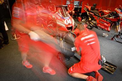 """Ducati: """"Non c'erano le condizioni per continuare con Dovizioso"""""""
