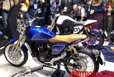"""Peugeot: """"Abbiamo in mente delle moto su piattaforma di 300 cc"""""""