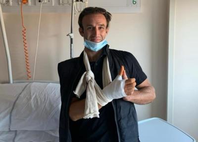 Operazione riuscita per Zarco, torna in Austria con l'obiettivo di correre