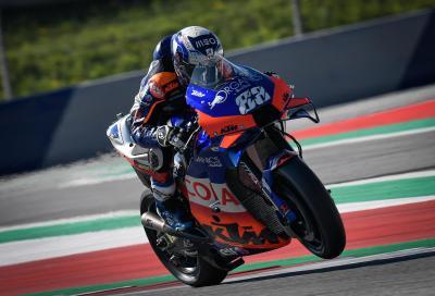 Spettacolo Oliveira, all'ultima curva va a vincere al Red Bull Ring