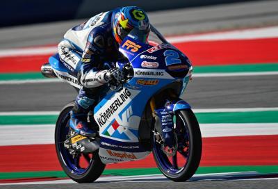 Moto3: Rodrigo in pole al GP di Stiria