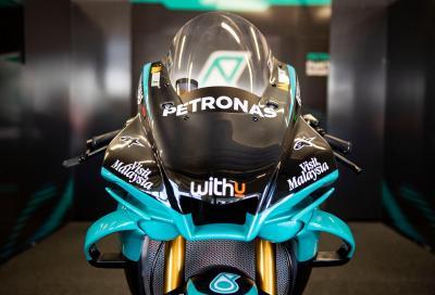 Yamaha R1, ecco l'edizione speciale Replica Petronas MotoGP