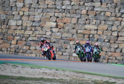 Orari TV WSBK 2020, Aragon