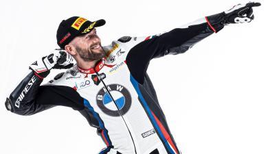 Tom Sykes firma con BMW e resta anche nel 2021