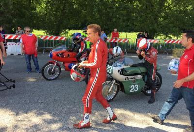Il motociclismo piange la morte di Carlo Raul Tausani