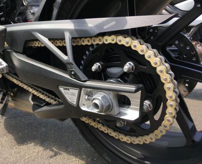 Da BMW una catena che non richiede manutenzione