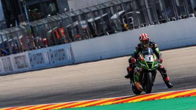 Pole position per Rea ad Aragon. Redding 3°