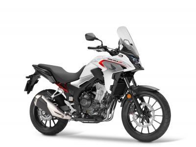 Honda CB500X: la crossover guidabile con patente A2 si rinnova
