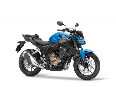 Honda CB500F: per il 2021 nuove livree e omologazione Euro 5