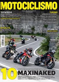 Motociclismo di settembre 2020 è in edicola