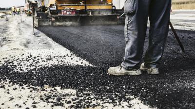 Azienda italiana inventa l'asfalto riciclato al 100%