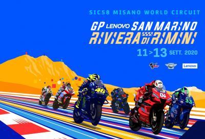 Orari TV MotoGP 2020, Misano