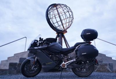 Zero Motorcycles alla conquista di Capo Nord