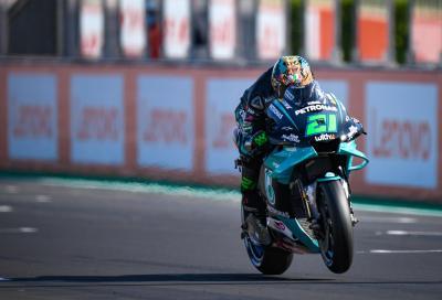 Capolavoro Morbidelli: a Misano centra la sua prima vittoria in MotoGP!